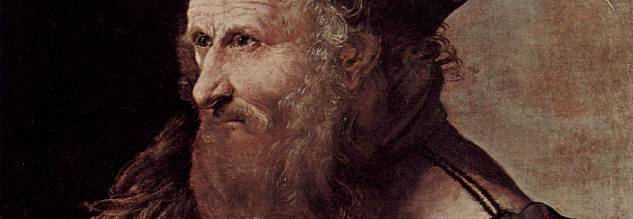 Georges de la Tour - św.Juda